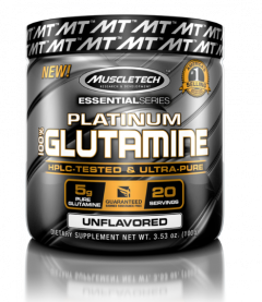 Muscletech Platinum Glutamine 100g