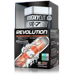 Muscletech Hydroxycut X-7 Thermo Neuro Revolution Fat Burner