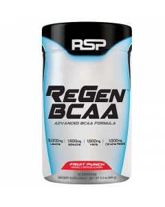 RSP Nutrition ReGen BCAA 30 Serve