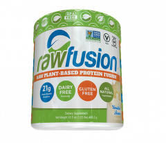 SAN RawFusion Vegan Plant Protein 450g