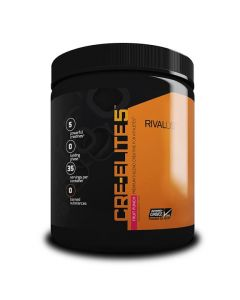 Rivalus Crea-Elite 5 Sourced of Creatine Blend 42 Serve