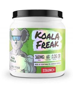 Staunch Nutrition Koala Freak Pre-Workout