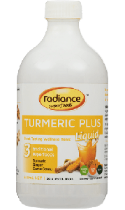 Radiance Turmeric Plus Liquid 500ml
