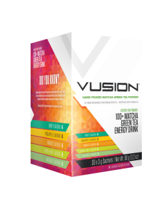 Vusion 100+ Matcha Green Tea 30 Serve