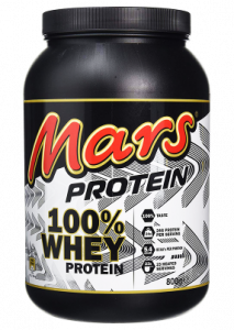 Mars 100% Whey Protein 1.76lb