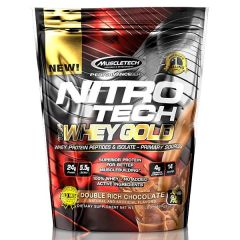 Muscletech Nitro-Tech Whey Gold 1lb