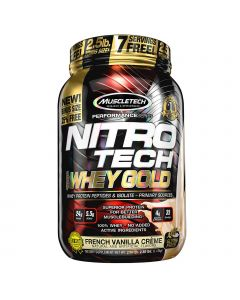 Muscletech Nitro-Tech Whey Gold 2.5lb