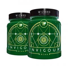 Wizard Nutrition Invigour 30 Serve BCAA