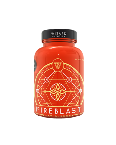 Wizard Nutrition FireBlast Fat Burner V2 60cap