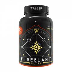 Wizard Nutrition FireBlast Fat Burner Ultra - Limited Edition 60cap
