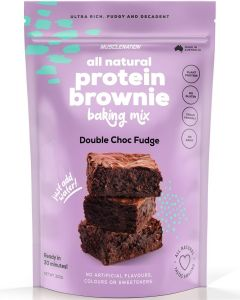 Muscle Nation Protein Brownie Baking Mix