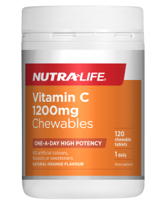 Nutra-Life One A Day Vitamin C 1200mg