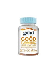 Good Turmeric - Joints, Heart, Liver 60 Gummies