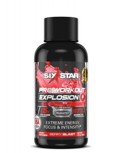 Sixstar Pre-Workout Shot 2 Pack