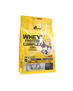 Dragon Ball Z Whey Protein Complex 100% 700g