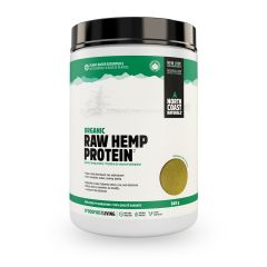 North Coast Naturals Organic Raw Hemp Protein 340g