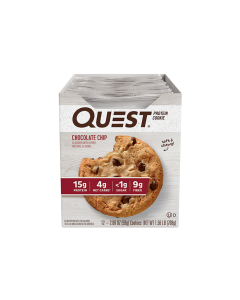 Quest Protein Cookie Box of 12