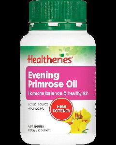 Healtheries Evening Primrose Oil 1000mg 60 Cap