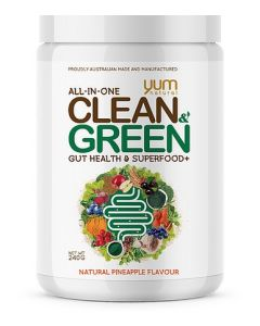 Yum Natural Clean & Green