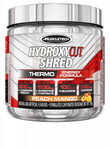 Muscletech Hydroxycut Shred