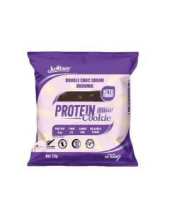 Justines Box Of 10 X 25G Protein Brownies
