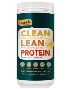Nuzest Clean Lean Protein Gluten Free & Vegan Friendly 1kg