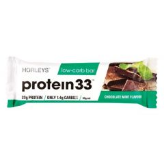Horleys Protein 33 Low Carb 6 Pack - Chocolate Mint