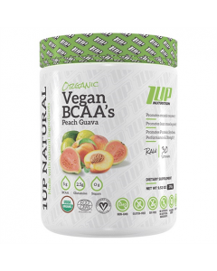 1up Nutrition Natural Vegan Bcaa