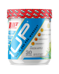 1UP All In One Pre-Workout 30 Serve