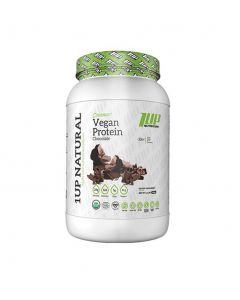 1UP Nutrition Natural Vegan Protein Powder 2lb