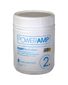 PowerAmp Rapid Hydration 400g