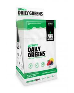 North Coast Naturals Ultimate Daily Greens Display Box 12 Pack