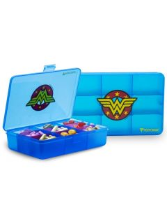 Licensed Chest Wonder Woman Pill  Container/48 CS