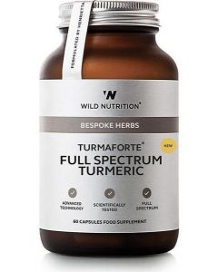 Wild Nutrition Turmaforte Full Spectrum Turmeric 60 Cap