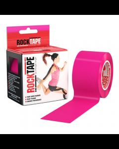 Rocktape Plain Pink 5cm x 5mtr Roll