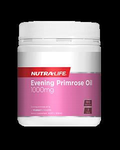 Nutra-Life Evening Primrose Oil 1000mg 180 Cap
