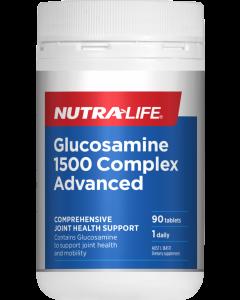 Nutra-Life Glucosamine 1500 Complex Advanced 90 Tab