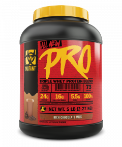 Mutant PRO Time-Released Whey Protein 5lb