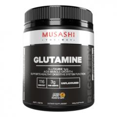 Musashi 100% Glutamine 350g