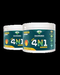 Diamond Nutrients 4N1 60 Serve - Health Booster (V2) Buy 1 Get 1 50% OFF