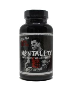 5% Nutrition Mentality Nootropic Blend - 90 Caps