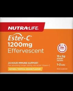 Nutra-Life Ester-c 1200mg Effervescent