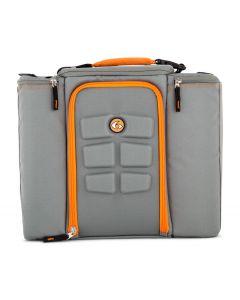 Six Pack Fitness Innovator 500 - Grey/Orange