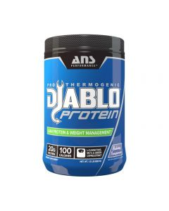 Diablo Protein - BlueBerry Promegranate 11/19 Dated
