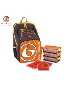 Six Pack Fitness Prodigy 300 - Purple/Orange/Yellow