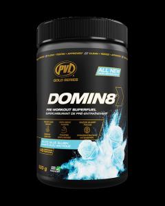 PVL Gold Series Domin8 Pre-Workout