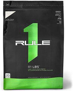 Rule 1 LB's High Calorie Mass Gainer 12lb