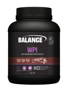 Balance Natural Whey Protein Isolate 1.5kg