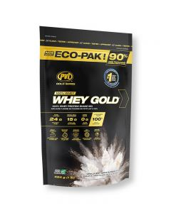 PVL 100% Whey Gold 1lb Eco-Pak