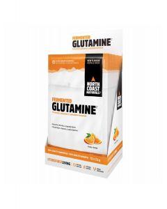 North Coast Naturals Fermented L-Glutamine Orange 12 Pack